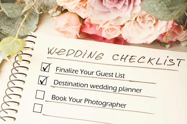 Our Nuptial Chest 7 Must Have Items On Your Wedding Planning